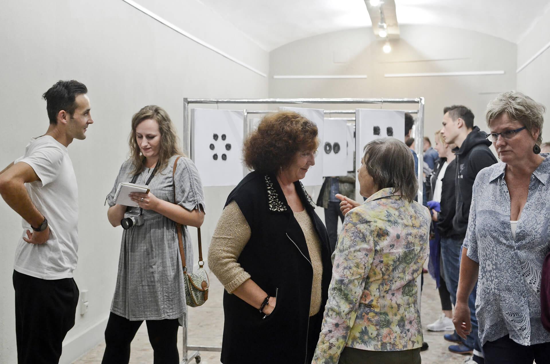 Andy Zorino - SAMSARA exhibition