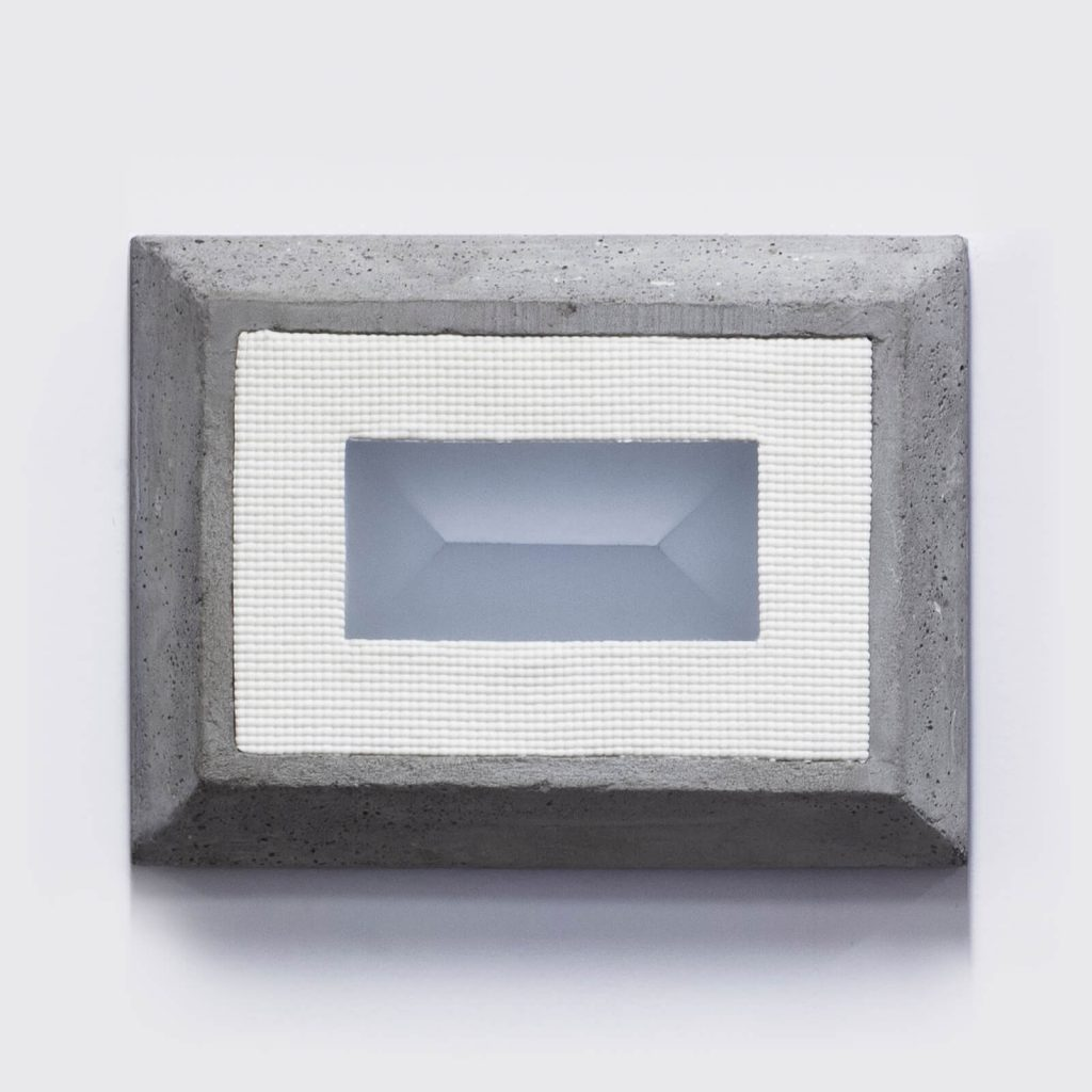 Andy Zorino - Life of a geometric rustication 1