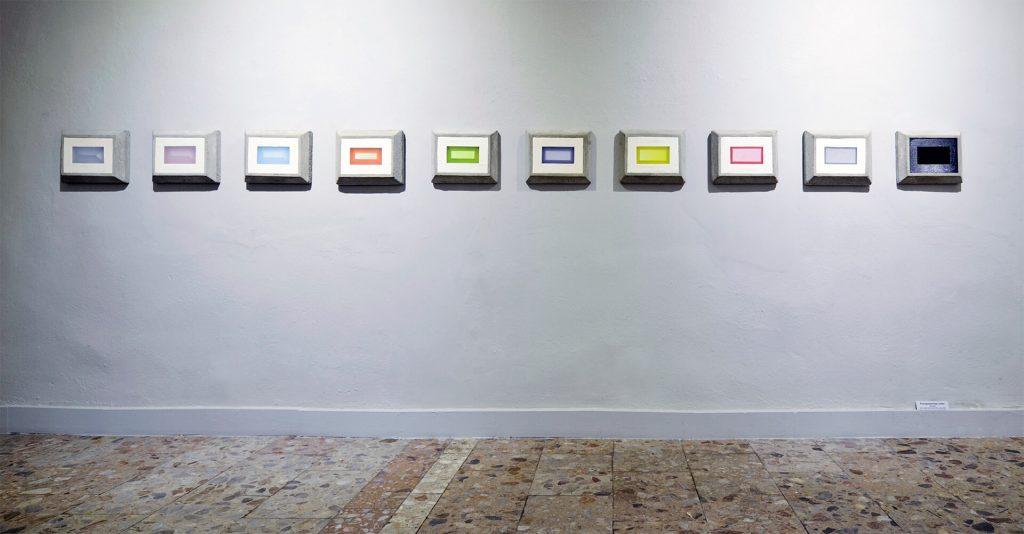 Andy Zorino - Life of a geometric rustication - row